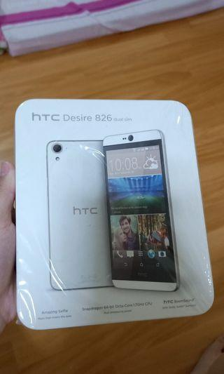 HTC Desire 826 Dual SIM - White