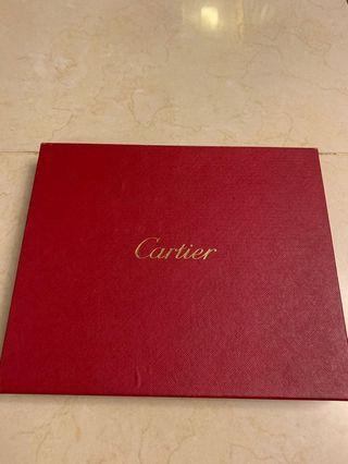 Cartier 卡地亞記事簿 $1000