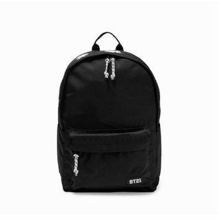 [OFFICIAL] BT21 BLACK MULTI BACKPACK