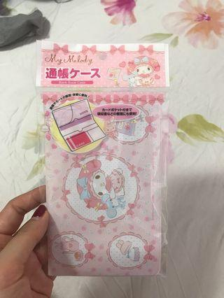 Authentic from Japan -My Melody Bank Book Case