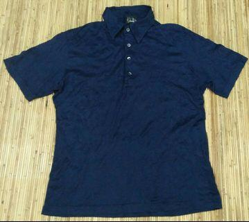 dunhill collared shirt