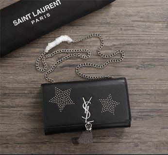 YSL Star Studded Kate Monogram Bag
