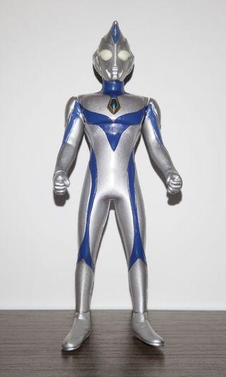 99%新絕版 Bandai 咸旦超人 超人 Dyna 帝拿 銀色型態 HD 實心公仔 1隻 SP EX UHS