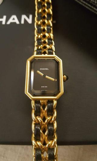 Chanel watch vintage