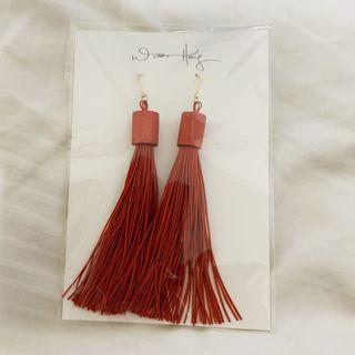 Woon Hung Tassel Earrings