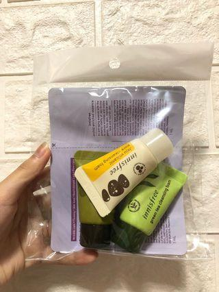 Innisfree 旅行裝洗臉膏