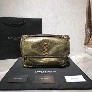 Highest🛍YSL Niki Chain Bag