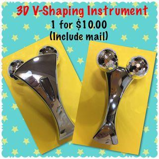 #ENDGAMEyourExcess 3D V-Shaping Instrument (face & body)