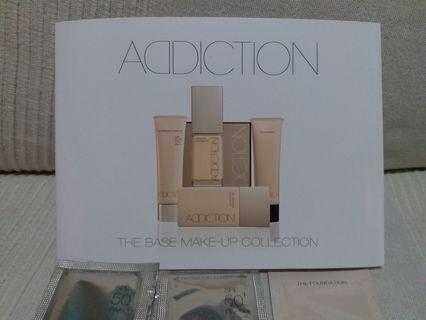 包郵 Addiction the base makeup collection 5 包
