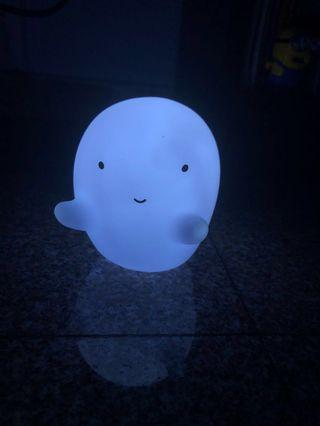 Cute Ghost Night Light