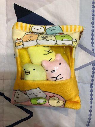 Sumikko Gurashi Pudding soft toy