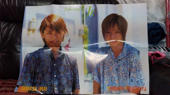 3P x 瀧澤秀明 飯雙面海報