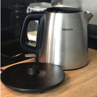 Philips HD-9349/12 Kettle Jug - Silver