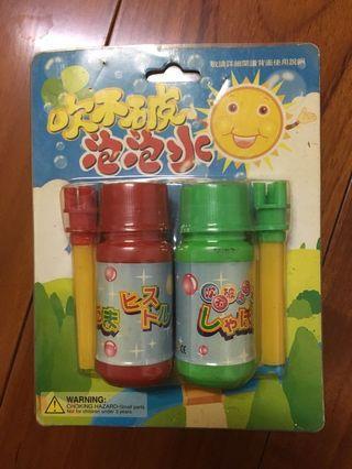 🚚 泡泡水 泡泡 吹泡泡 玩具 幼兒 禮物 獎品