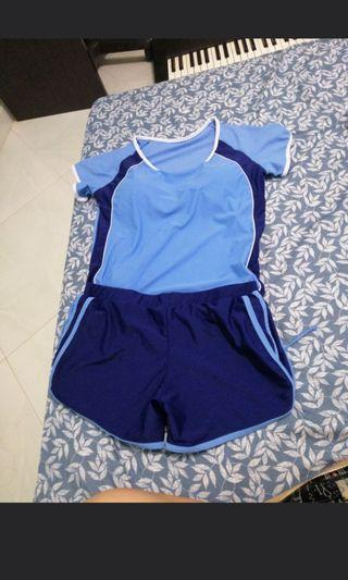 🚚 Bn swim suit 2pcs