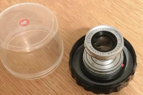 Leica 50mm f/2.8 Elmar M mount