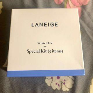 Laneige Trial Kit white dew