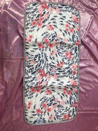 Jujube brand new Sakura swirl padded change pad from BRB