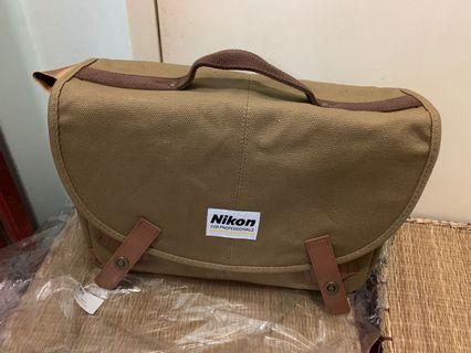 Nikon Camera Bag DSLR (D70) (Usual price $99)