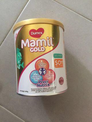 To Bless - Mamil Gold Soy 400G