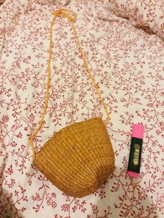 mini bag 小藤袋