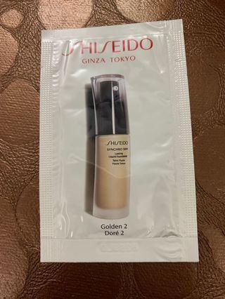 特價共2包:時尚色繪尚質長效精華粉蜜試用包