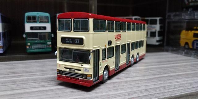 巴士模型 九巴 1/76