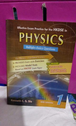 Physics~ Multiple-choice Questions