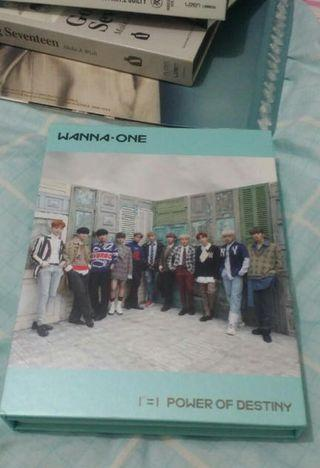 [WTS] Wannaone Power of Destiny Album