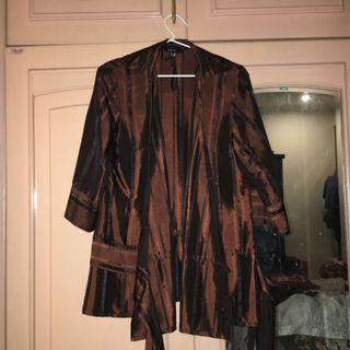 vintage brown outer