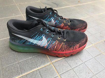 Sepatu nike airmax flyknit bukan adidas puma spec