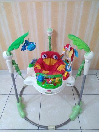 Jumperoo Fisher Price Second