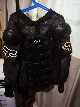 Fox  jacket full protection