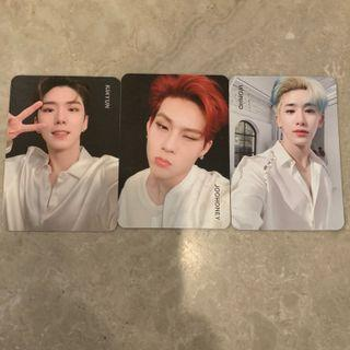 🚚 Monsta X 2nd Album We Are Here Pcs