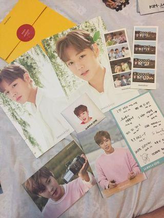 Limited edition innisfree x wanna one - Ji Hoon