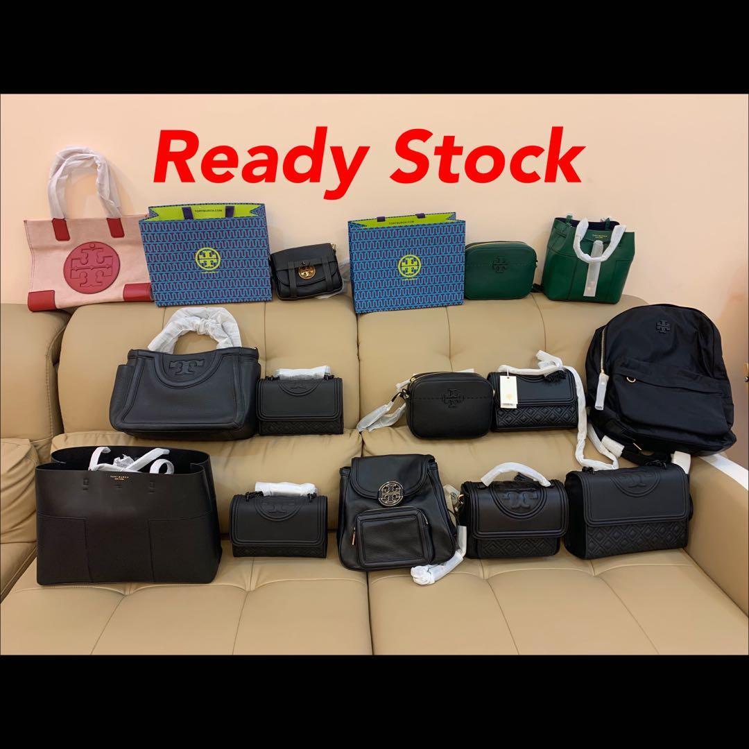 (29/04/19)Authentic Tory Burch women original coach bag crossbody bag ready stock listing wallet purse clutch handphone case