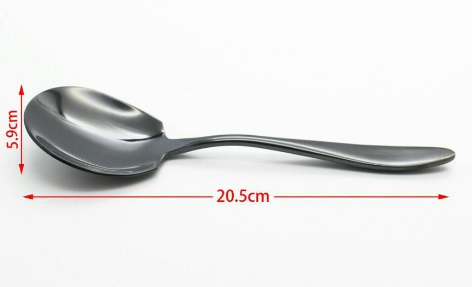 2pcs/set Nordic Large Serving Rice Spoon