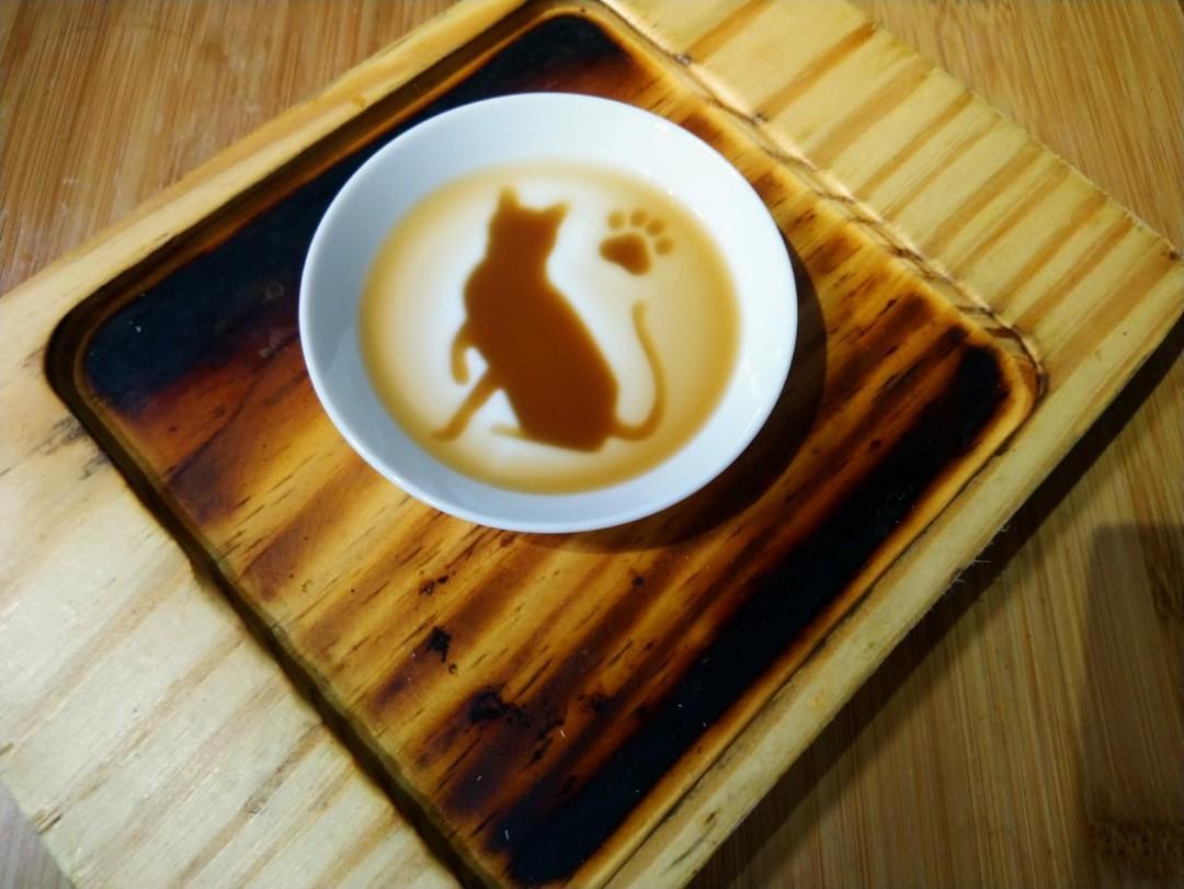猫猫醬油皿(三個裝)