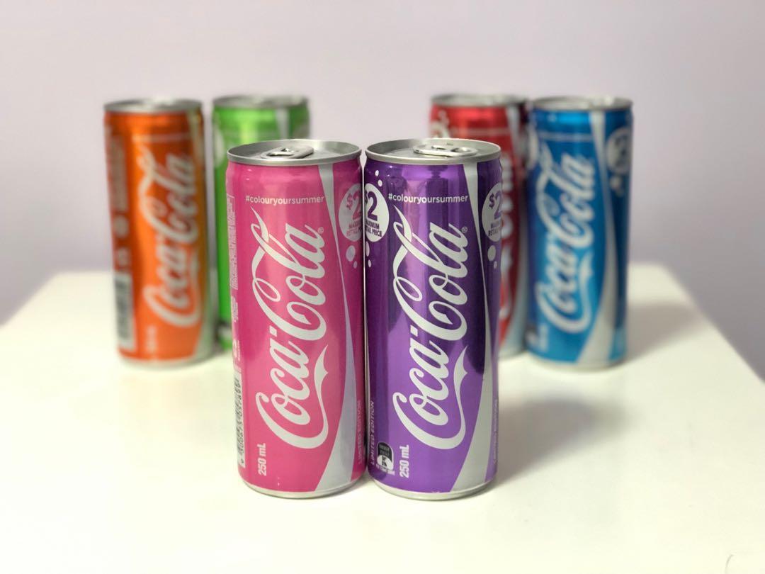 澳洲版限定 可口可樂 limited version Coca cola