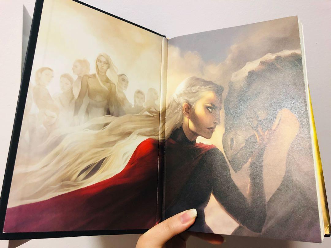 [ BAM & Indigo Exclusive ] Kingdom of Ash - Sarah J. Maas