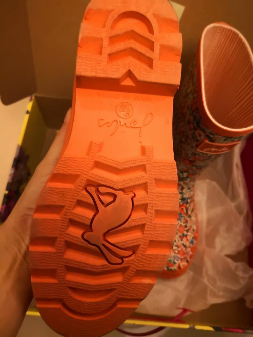 美國 Joules rainboots 雨靴 水靴 Size 37 有盒