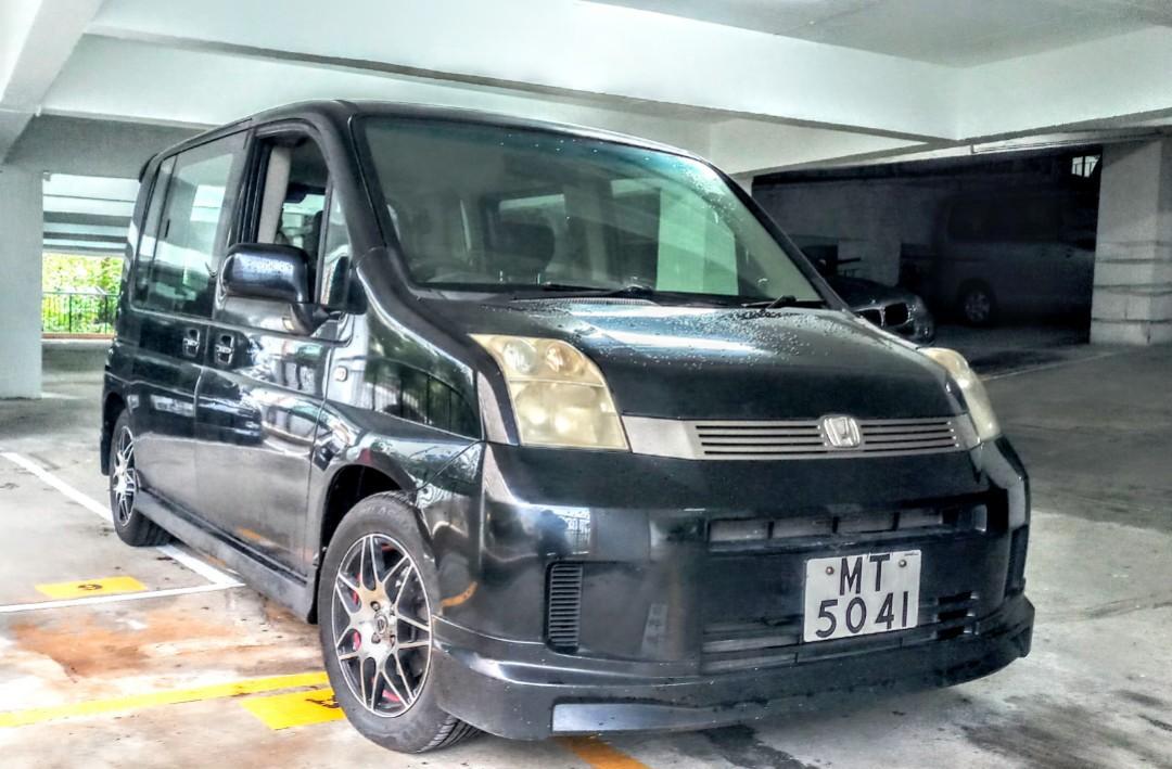 本田七人車 MOBILIO 1500cc自動波 2004