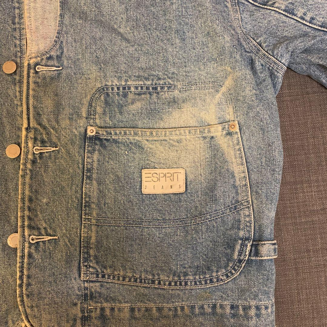 古著牛仔褸 Vintage Denim Jacket