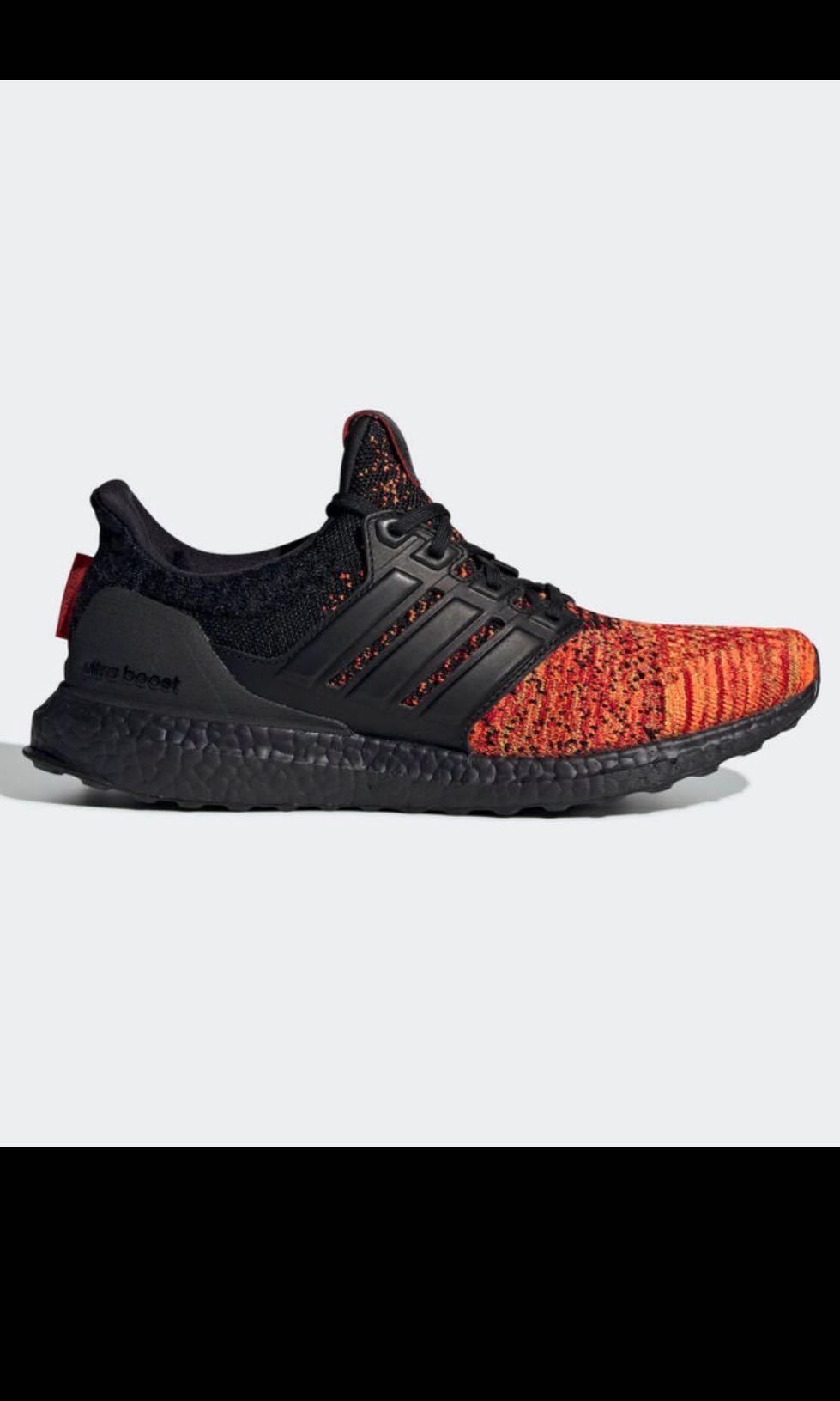 dfea29903 Adidas Ultra Boost X Game of Thrones throne GOT US9.5 (yeezy boost)  ultraboost