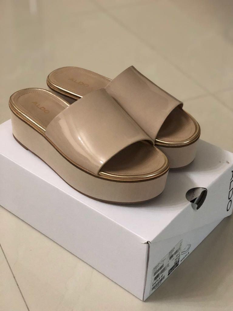 Aldo platform sandals, Women's Fashion