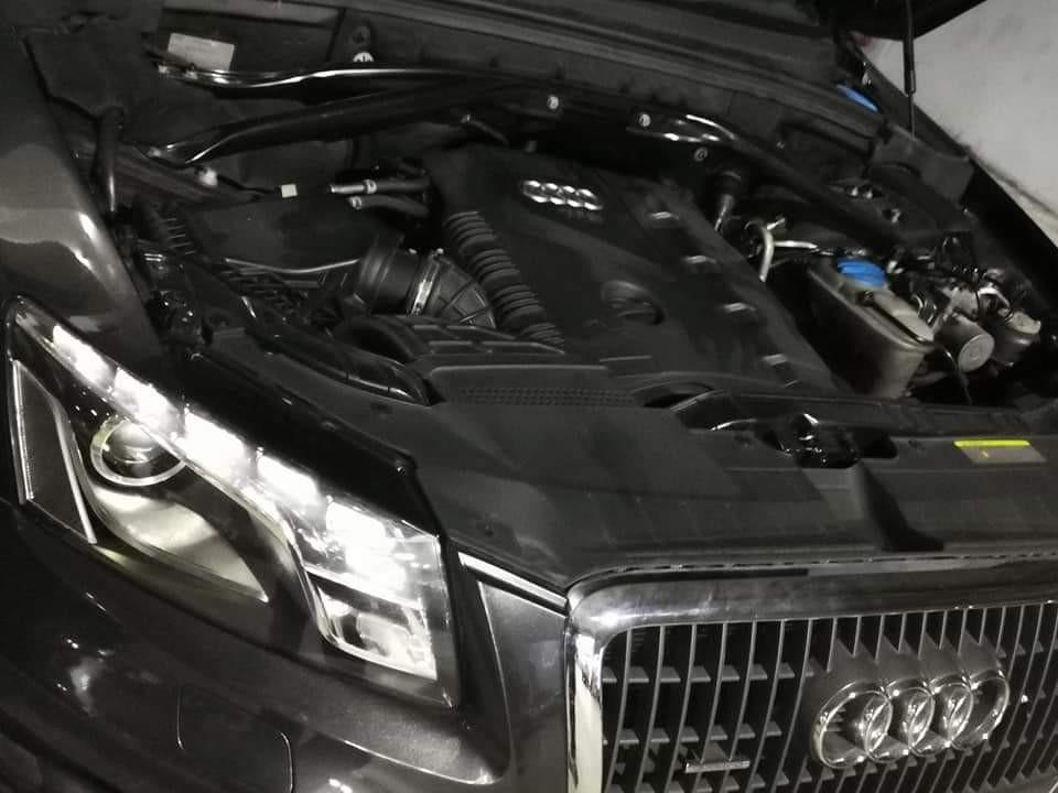 Audi Q5 Stronic Repair n Repair TCM 0B5 Mechatronic, Car