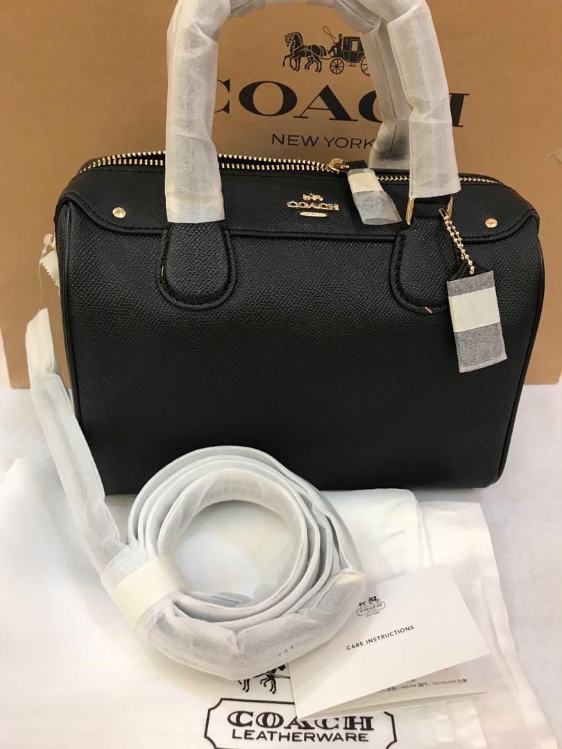 Authentic coach women 57521 mini Bennett camera bag Crossbody bag sling bag