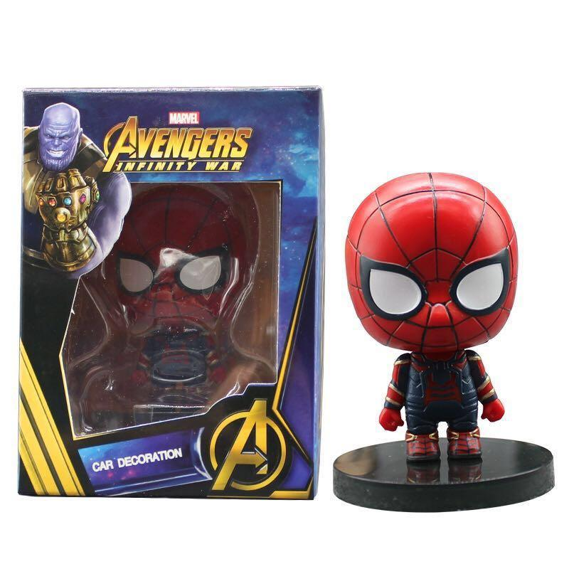 Avengers - Car deco - Collectable figurines