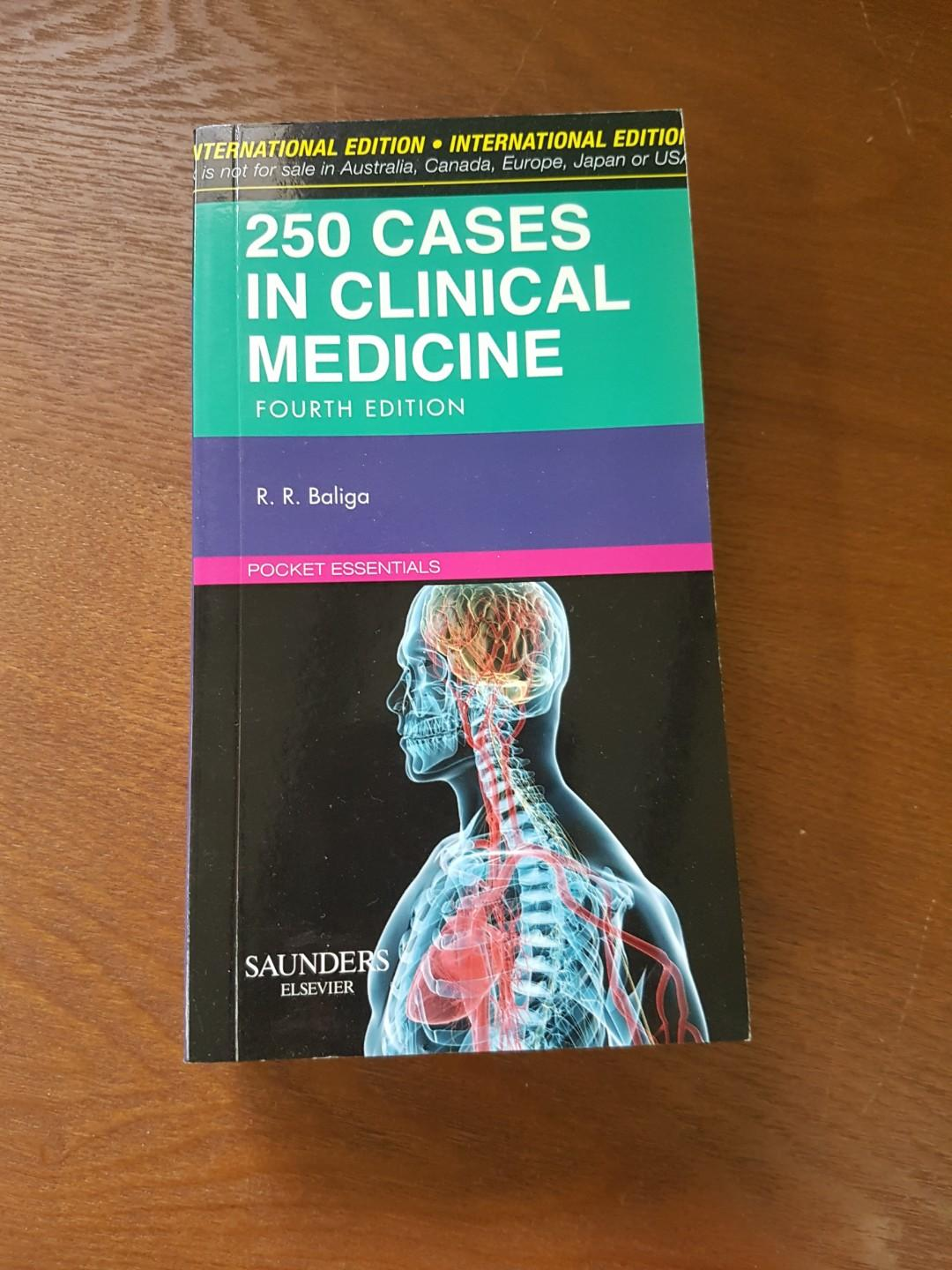 Balinga 250 Cased in Clinical Medicine