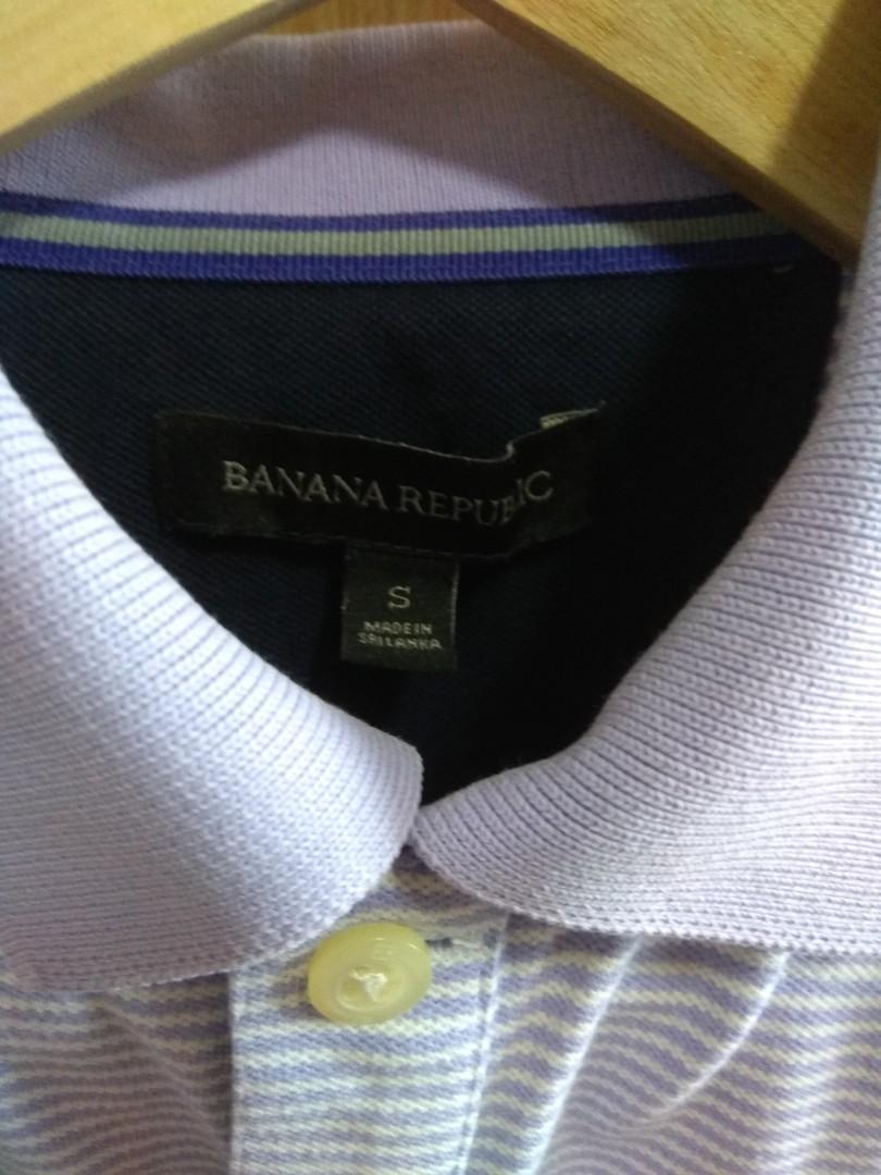 Banana Republic Polo Tee